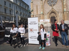 Awareness Raising Campaign on Human Trafficking in Sarajevo Canton and Zenica Doboj Canton
